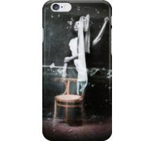 I've seen a ghost. iPhone Case/Skin
