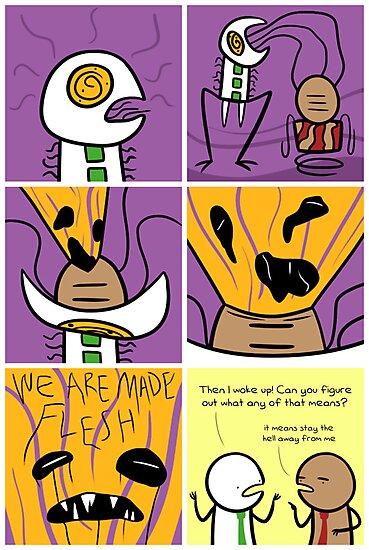 antics #54 - hental mealth by Stephen Gillan