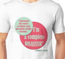 Complete Disaster. Unisex T-Shirt