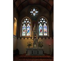 The Altar Photographic Print