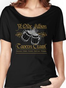 Fable - Albion Tavern Crawl Women's Relaxed Fit T-Shirt