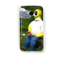 Marge and Homer Simpson Samsung Galaxy Case/Skin