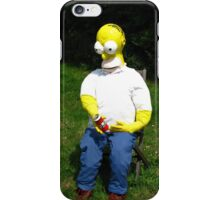 """D'oh! Fetch Me Another Beer Marge "" iPhone Case/Skin"