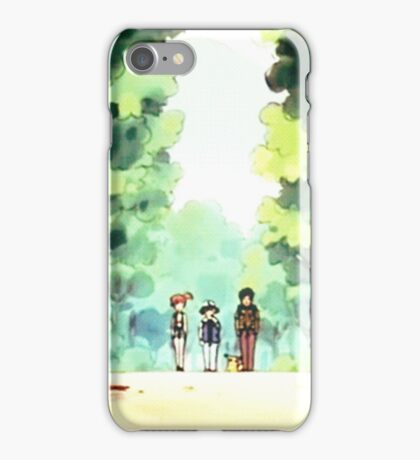 Ash and Friends! iPhone Case/Skin