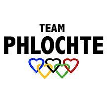 Team Phlochte Photographic Print