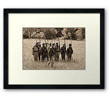 Stonewall Brigade Framed Print