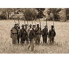 Stonewall Brigade Photographic Print