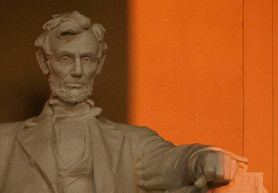 Abe in the Morning by Cora Wandel
