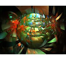 The disco ball Photographic Print