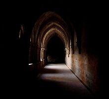 Gothic Cloister by AlvaroGerman