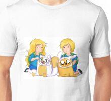 Finn & Fionna Unisex T-Shirt
