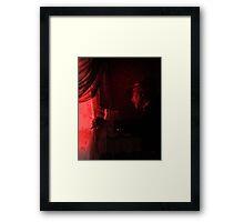 dive hotel Framed Print
