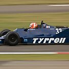 1979 Tyrrell 009 by Willie Jackson