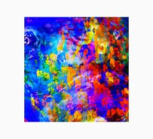 Keukenhof Park Flowers Abstract Unisex T-Shirt