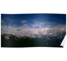 The Canadian Rockies Poster