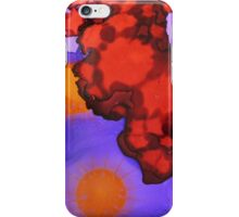 Sunset Flowers iPhone Case/Skin