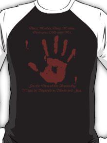 Skyrim - Black Sacrament T-Shirt