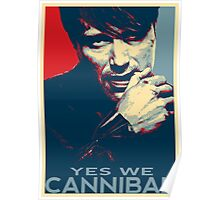 Yes We Cannibal! Poster