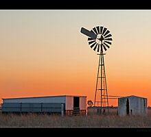 The Windmill by Beth  Wode