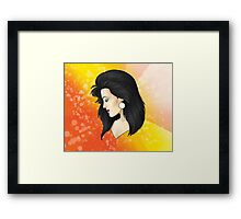 Jetta - The Misfits Framed Print