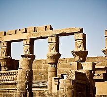 Isis Temple  by Maryamtoson