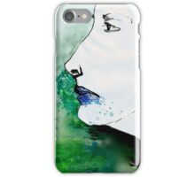 the salt stuck to my lips iPhone Case/Skin