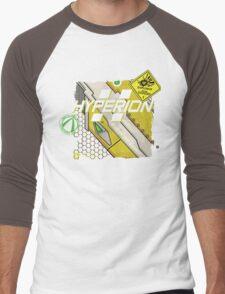 Hyperion Explosives Expert Men's Baseball ¾ T-Shirt