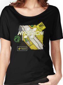 Hyperion Explosives Expert Women's Relaxed Fit T-Shirt