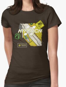 Hyperion Explosives Expert Womens Fitted T-Shirt