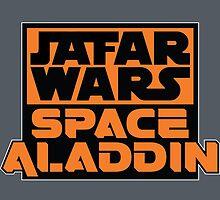 Jafar Wars: Space Aladdin by btnkdrms
