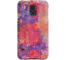 floral composition Samsung Galaxy Case/Skin