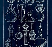A Handbook Of Ornament With Three Hundred Plates Franz Sales Meyer 1896 0353 Vases Bottle Inverted by wetdryvac