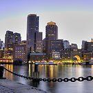 Boston - White Nigths by LudaNayvelt
