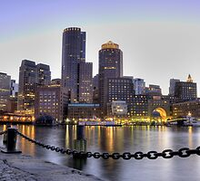 Boston - White Nigths by LudaNayvelt