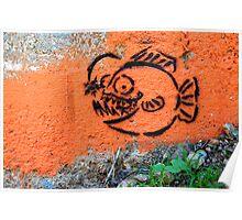 Big Fish, Little World Poster