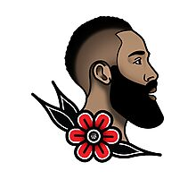James Harden - Traditional Photographic Print