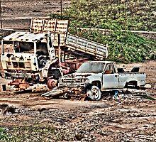 Debris by oreundici