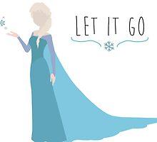 -Elsa Let it go by spiritofdisney