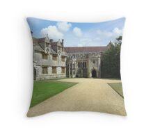 Athelhampton Hall, Dorset Throw Pillow