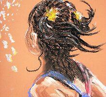Childhood in the Sun by Adriana Chanmala