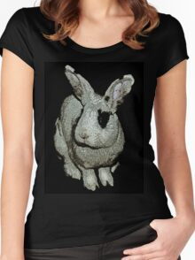 Rabbit Women's Fitted Scoop T-Shirt