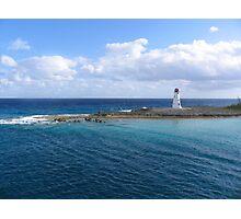 Nassau Photographic Print