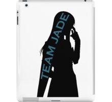 Team Jade iPad Case/Skin