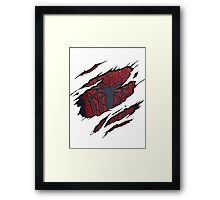 The Peter Parker Within You Framed Print