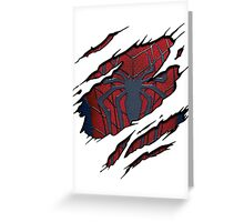 The Peter Parker Within You Greeting Card