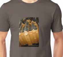 Glorious Pipe Organ Unisex T-Shirt