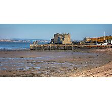 Castle at Blackness Photographic Print