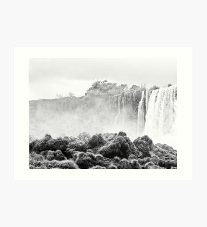 Mystical Iguazu Art Print