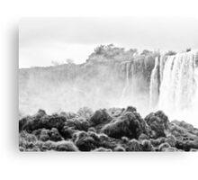 Mystical Iguazu Canvas Print