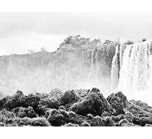 Mystical Iguazu Photographic Print